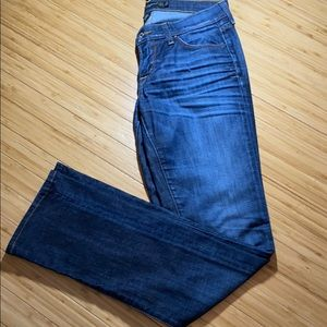 Lucky Brand Legend Jeans size 8/29 EUC